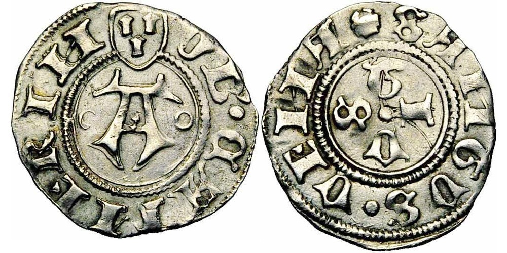 597. ITALIE, CAMERINO, Gouvernement populaire (1434-1444). TB à SUP (VF - EF) €275